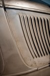 Louvers are essentiall for traditional hot rods
