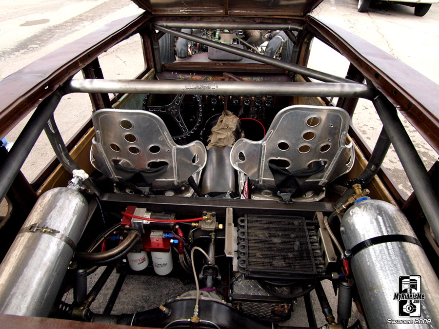 rat rod interior, diesel rat rod, rat style