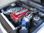 SR20DET in a Datsun 510