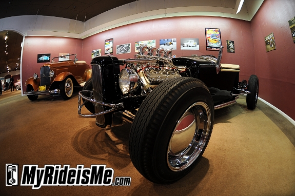 Historic Hot Rods at the Grand National Roadster Show