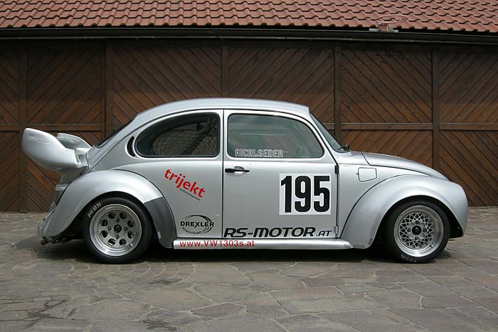 German Kafer Cup VW 1303s road racer