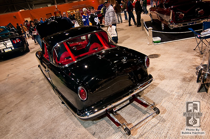 1955 Nash Metropolitan hot rods, custom cars