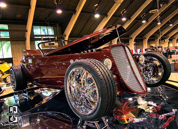 AMBR-2010 America's Most Beautiful Roadster- 1933 ford, Possessed