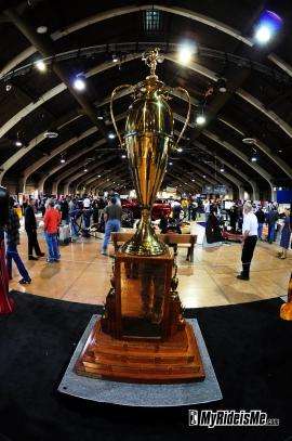 AMBR Trophy at GNRS