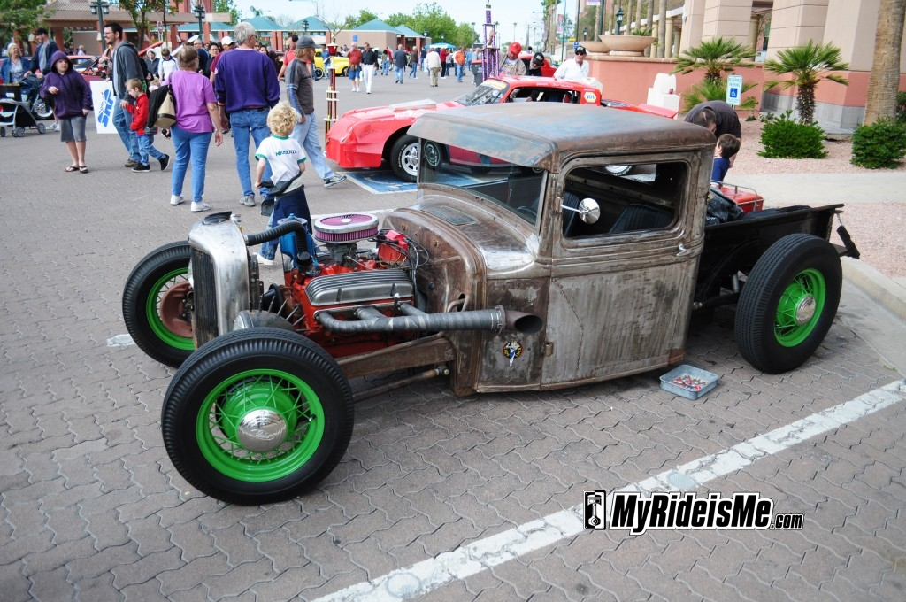 Chandler Arizona Shines With Downtown Car Show