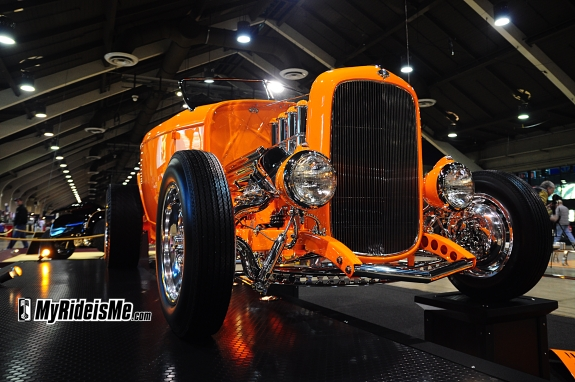 Grand National Roadster Show Hot Rod- America's Most Beautiful Roadster