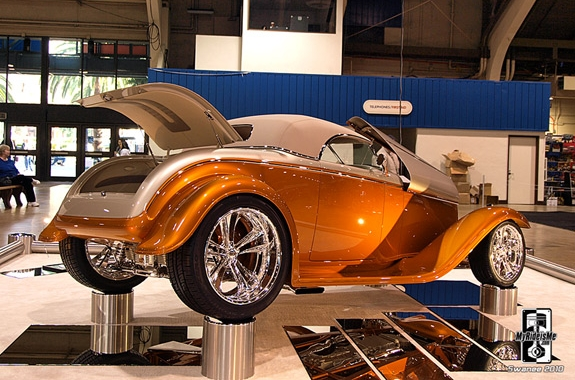 Grand National Roadster Show Hot Rod by Chip Foose America's Most Beautiful Roadster