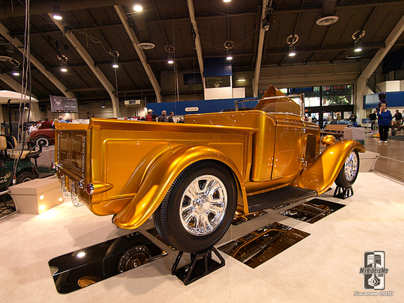 Grand National Roadster Show Hot Rod pickup2 america's most beautiful roadster