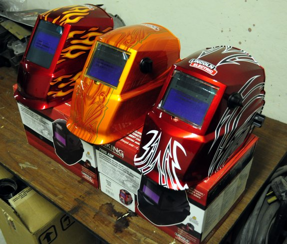 Lincoln Electric Welding Helmets