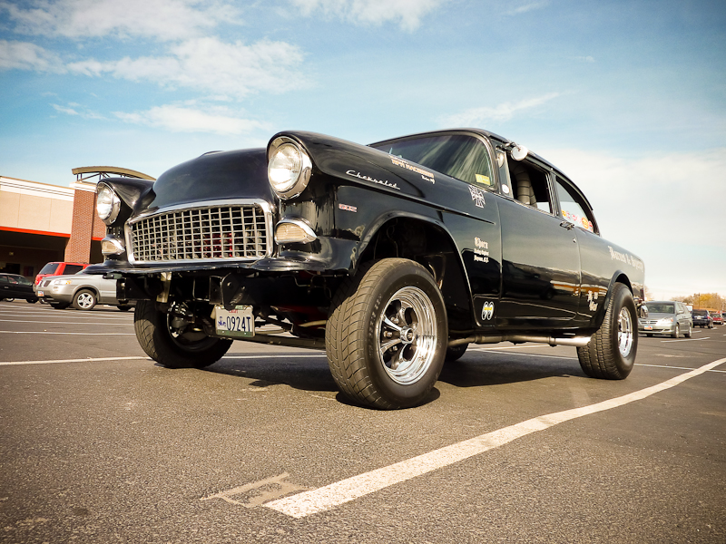 Ground pounder Gasser came out of hibernation in Utah
