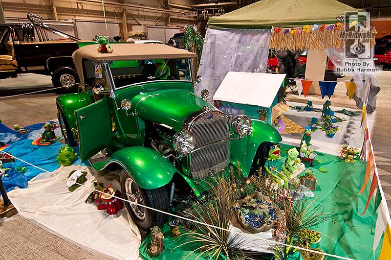 Motorama 2010 hot rods, custom cars