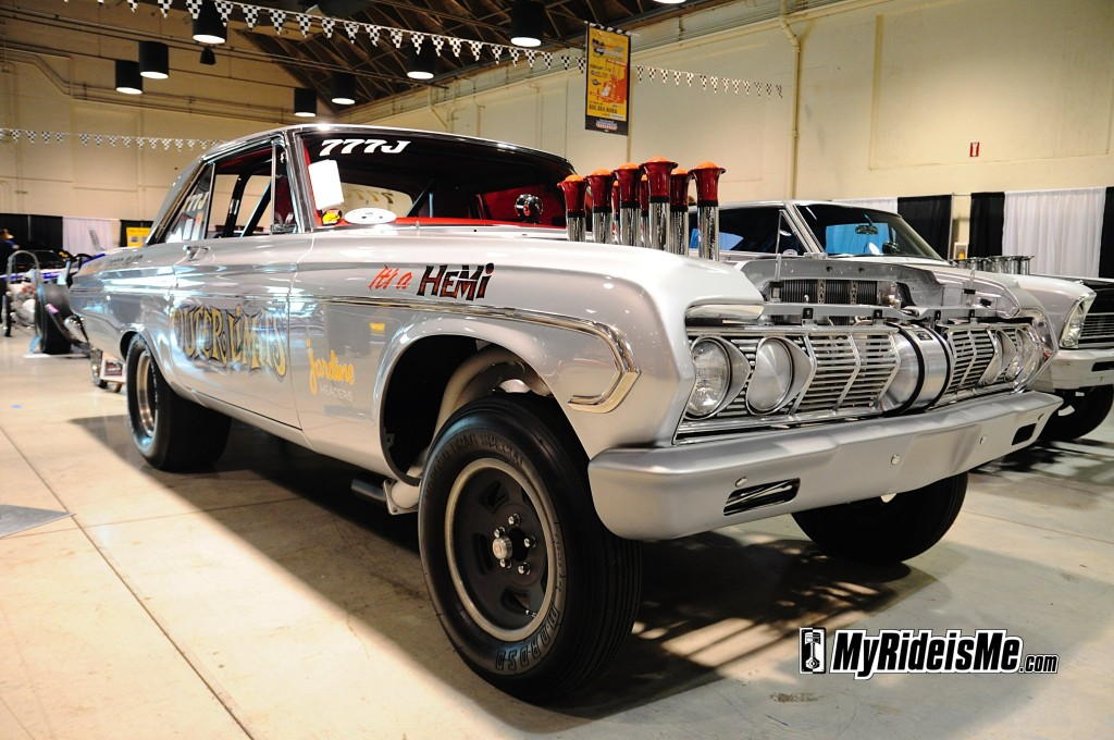 Altered Wheelbase, Gasser, A/FX, hemi, injected, nostalgia, drag racing