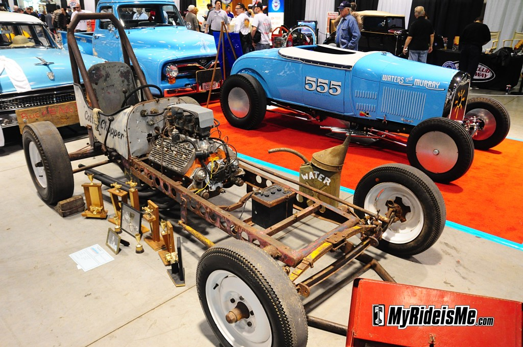 Nostalgia Drag Racing History - rail jobs, grand national roadster show