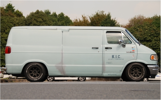 1980's Big Van Hot Rods from Japan