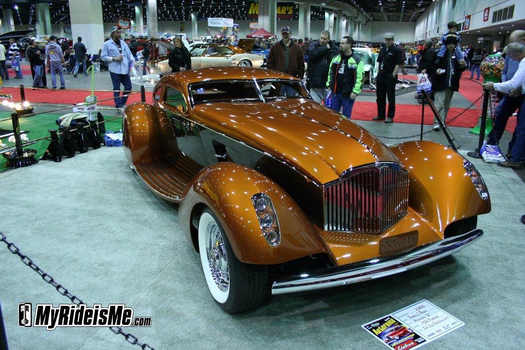 2010 Detroit Autorama Great Eight Contending Packard