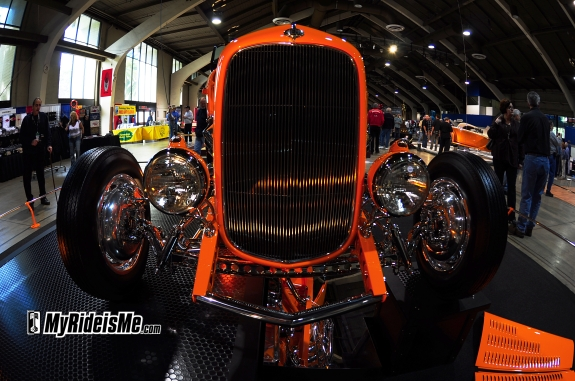 grand national Roadster show hot rod- Doug Jerger-America's Most Beautiful Roadster