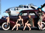 pinups and airplanes in Mesa