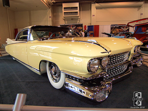 1959 Cadillac Eldorado cars, custom, biarritz fins, caddy, tailfins wide whitewalls