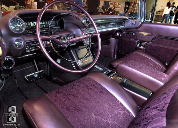 1959 cadillac custom interior. Black Bedroom Furniture Sets. Home Design Ideas
