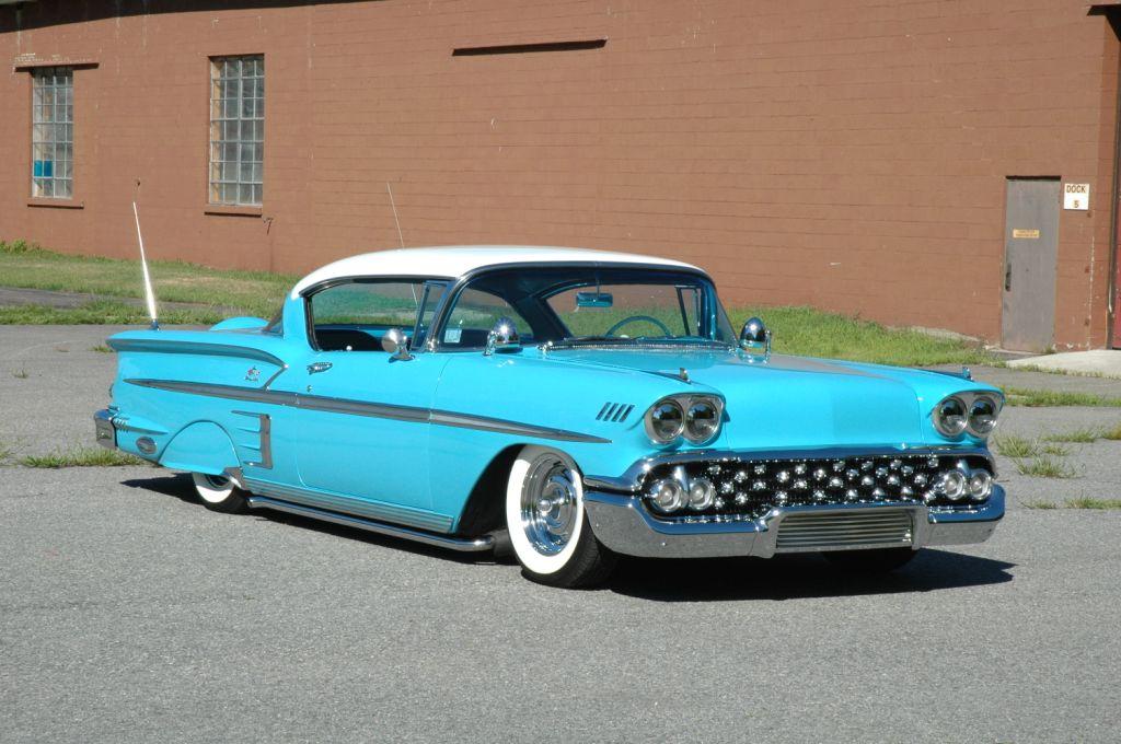 1959 Chevy Impala Mild custom 409 six pack