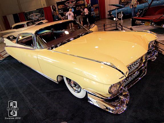 1959 Cadillac Eldorado cars, custom, biarritz fins, caddy, tailfins