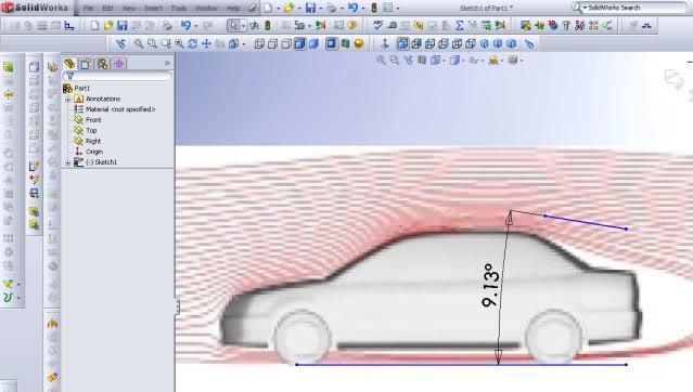 Binary Evo airflow stream engineering development