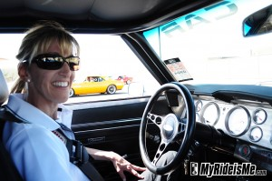 Detroit Speed owner and Autocross racer Stacy Tucker