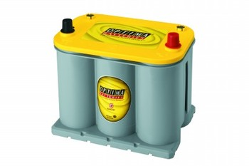 Yellow top optima Battery or red top choose