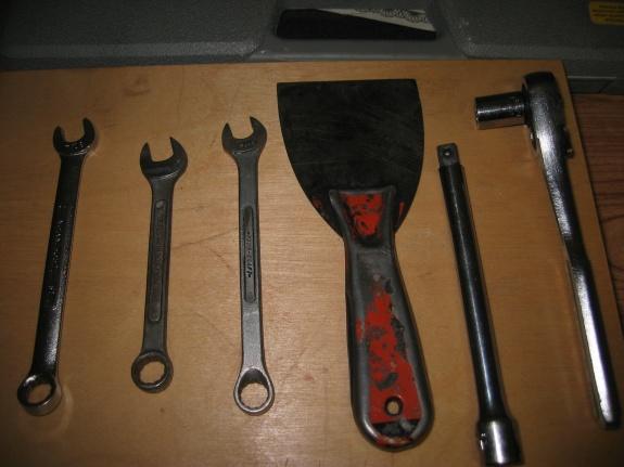 Tools header change hot rod ceramic coating