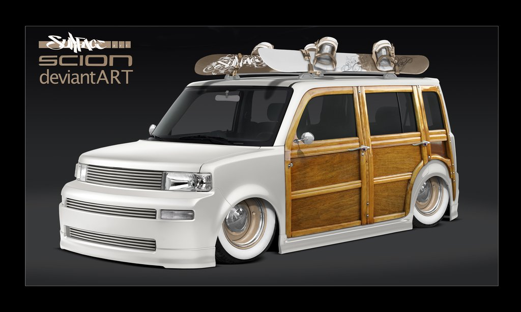 Custom woody xb custom rendering for ideas