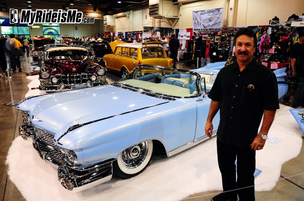 1959 Cadillac Eldorado Biarritz Convertible Custom by- D'Agostino