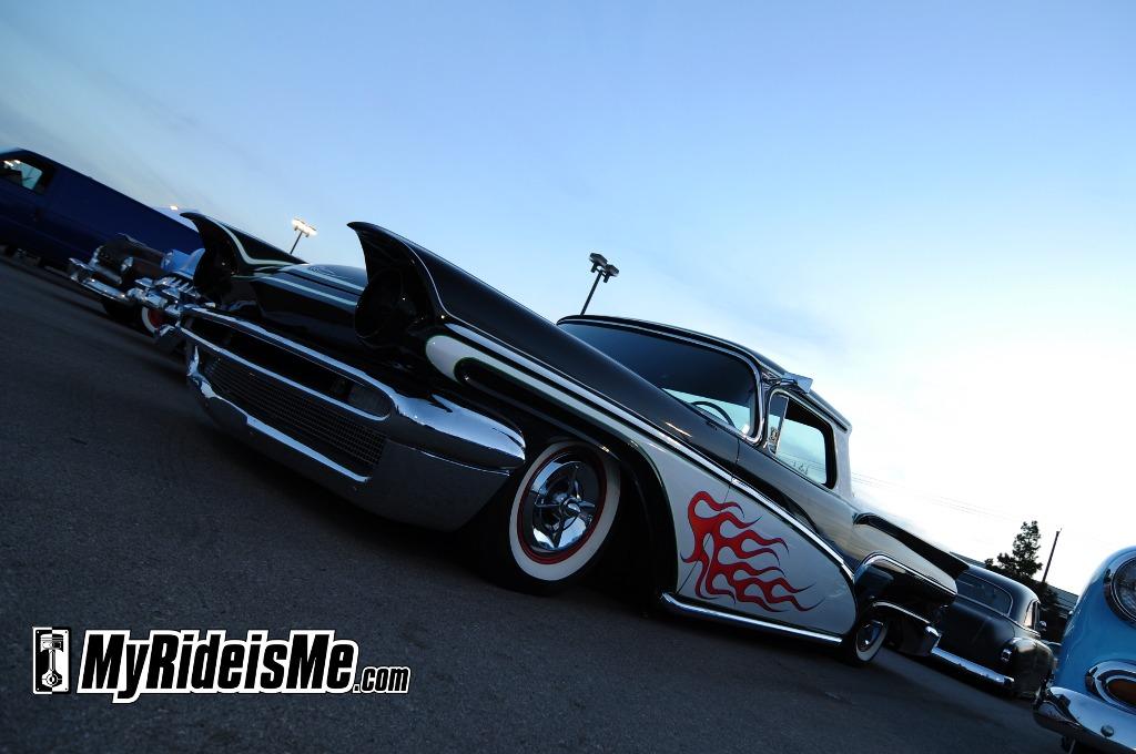 2010 Viva Las Vegas Hot Rod custom vlv 13 pinups rockabilly