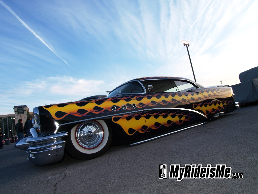2010 Viva Las Vegas Hot Rod custom vlv 13 pinups rockabilly
