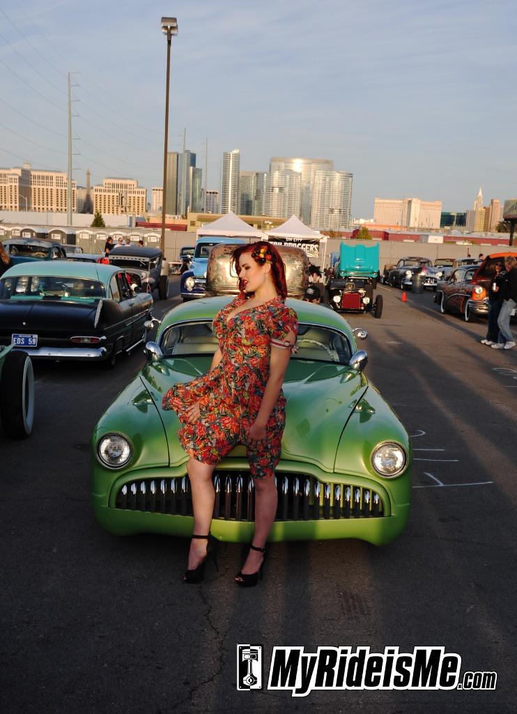 2010 Viva Las Vegas Hot Rod Pinups, models, pictures