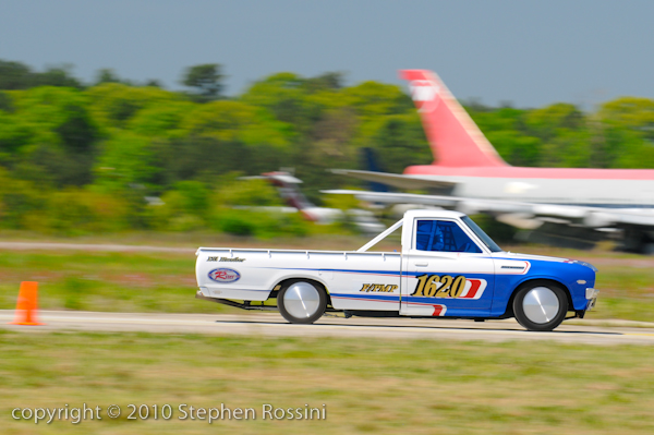 Datsun 620 land speed racer plans on going to Bonneville Speedweek 2010