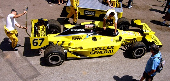 Dollar General #67 in Cockpits at 36th Annual Grand Prix of Long Beach