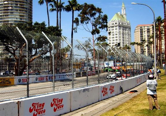 36th Annual Long Beach Grand Prix IZOD Indycar Series Race