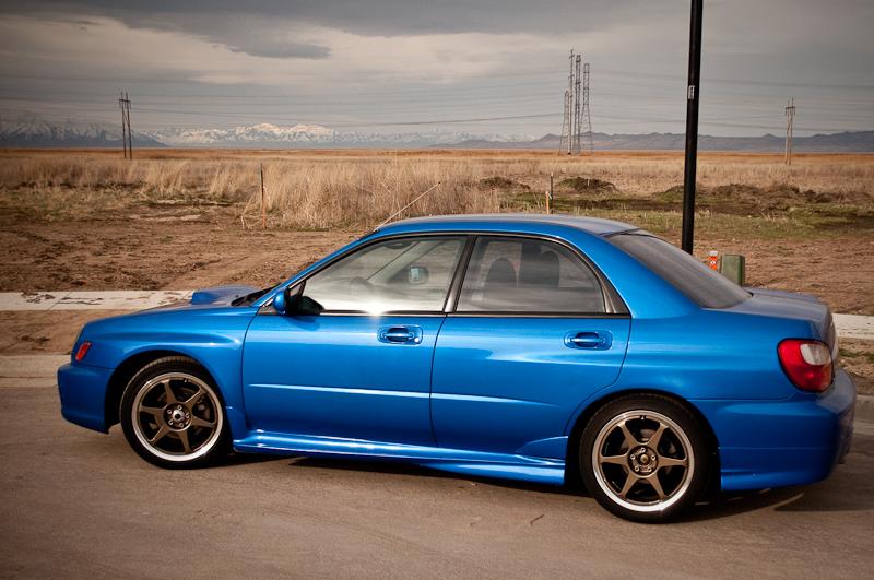 Subyrod Hechtspeed's new/used 2002 Subaru WRX in Utah