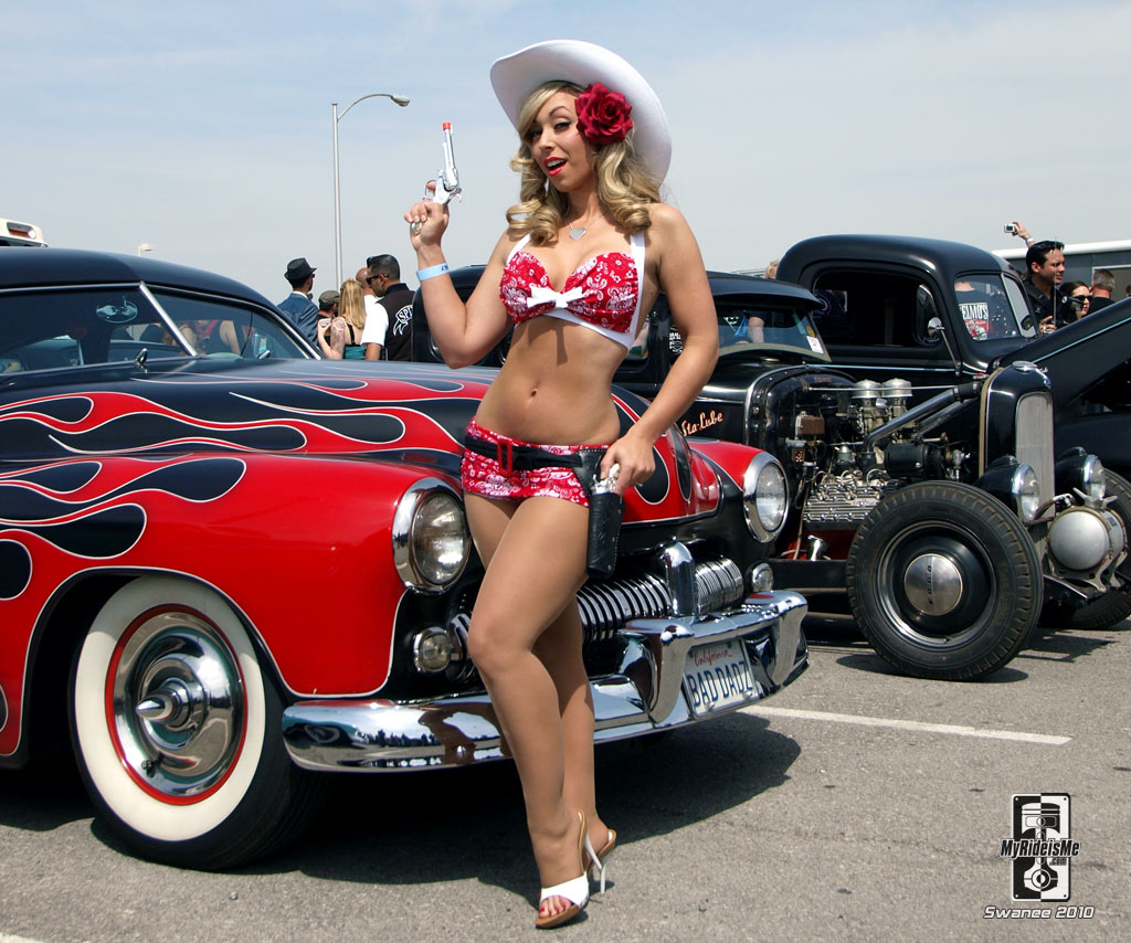 hot rod pinup, Viva Las Vegas, pin-up, photography,girls