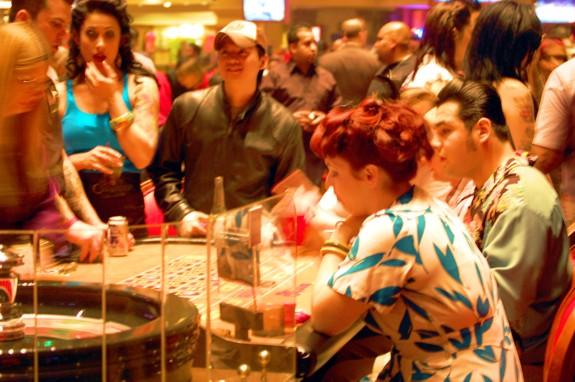 Gambling Nightlife at VLV 13 Rockabilly Weekender