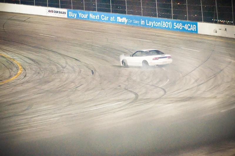 240sx hatchback, drifting, banked oval, RMR, S13 hatchback, Silvia,