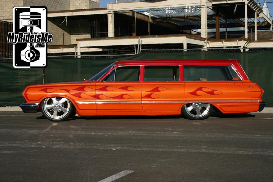 adam hartley 39 s el diablo impala wagon. Black Bedroom Furniture Sets. Home Design Ideas