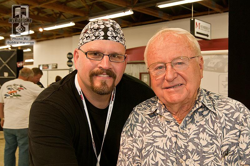 Bubba meets Bill Meyers