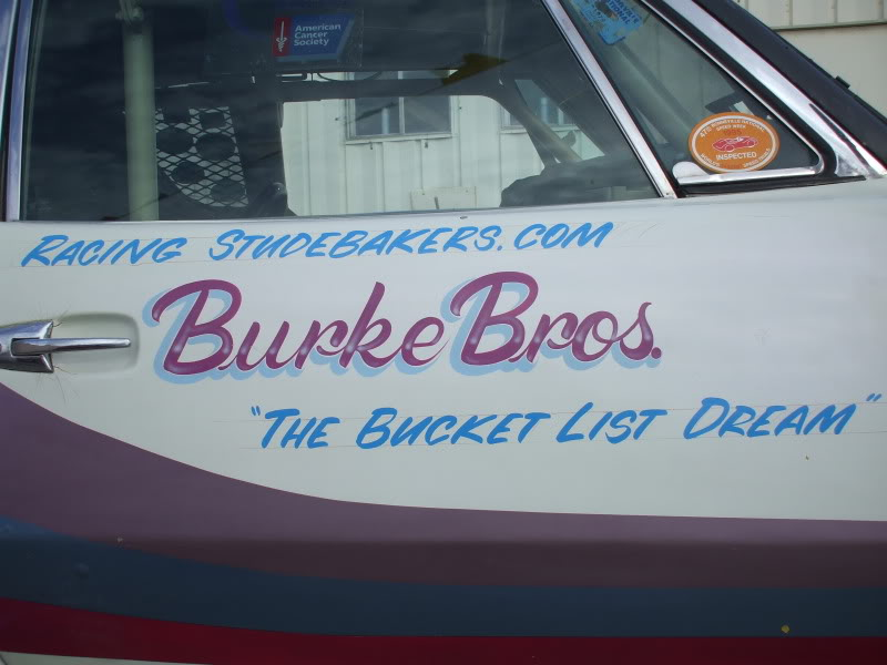 Dan Burke Bros Bonneville Avanti record holder bucket list dream