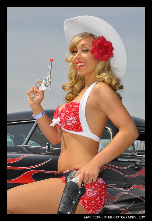 Pinup Model Kristabelle Viva 2010, rockabilly, vintage, pin up, photos