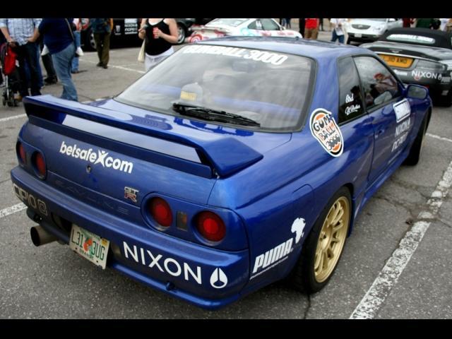 R33, Skyline GT-R, Gumball Rally, JDM, super cars