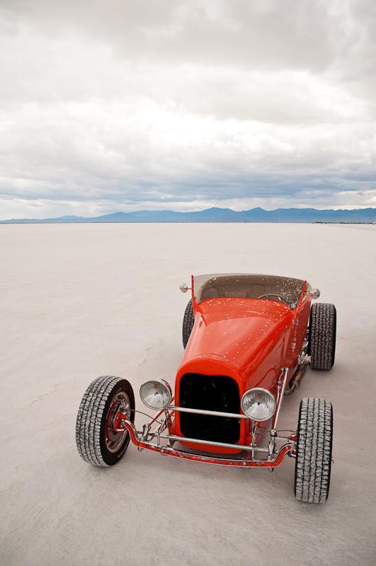 hot rod, lakes modified roadster, Speed Week 2009