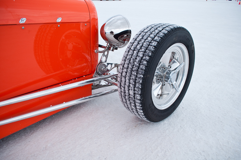 Lakes modified, ford roadster, big n littles, torq thrust D wheels, Bonneville Salt Flats, Speedweek 2009