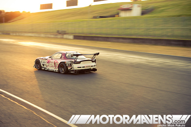 World Time Attack, R-Magic RX-7, Superlap, Eastern Creek Track