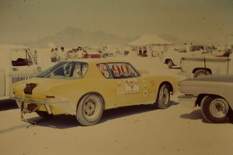"The ""California Sunshine"" Studebaker Avanti of Bill Burke"